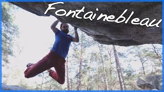 Fontainebleau Bouldering - Isatis and Sablons by The Climbing Nomads