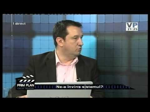 Emisiunea Prim Plan – Romică Sandu – 5 februarie 2015