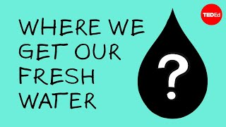 Where we get our fresh water – Christiana Z. Peppard