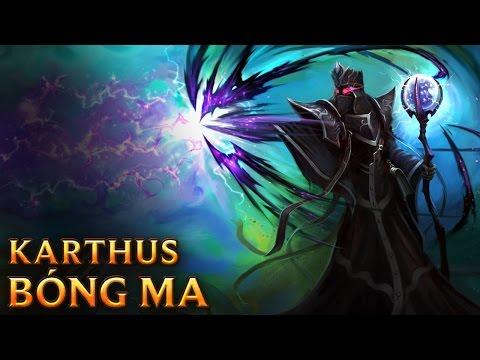 Karthus Bóng Ma - Phantom Karthus
