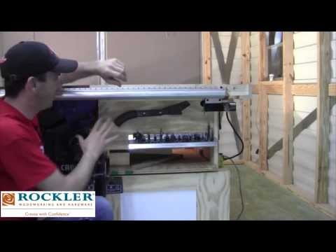 Rockler Router Bit Storage Rack Review: Simple Design