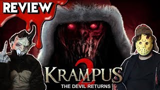 Nonton Krampus  The Devil Returns  2016  Review      Krampus Intervention Part 2 Film Subtitle Indonesia Streaming Movie Download
