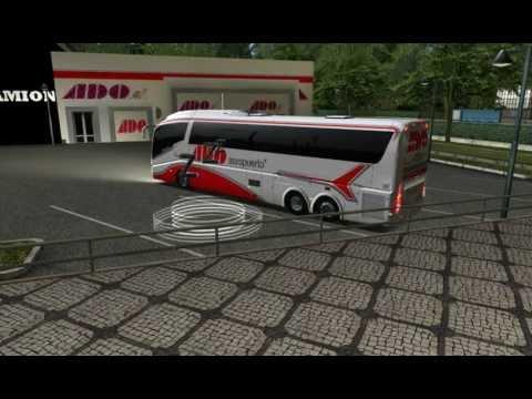 Irizar PB Confort Scania / ADO Aeropuerto / GTS Mod Bus México 2013