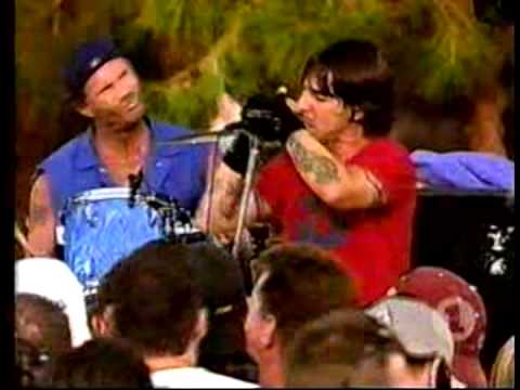 Red Hot Chili Peppers - The Zephyr Song [Live, VH1 BBQ - USA, 2002]