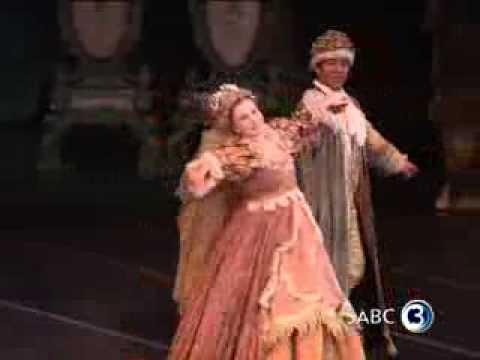 Top Billing meets the cast of The Sleeping Beauty ballet