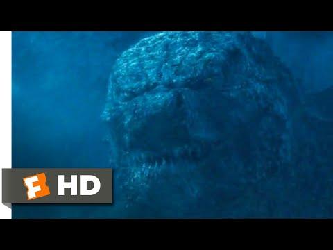 Godzilla: King of the Monsters (2019) - Godzilla vs. Ghidorah - Antarctica Scene (3/10) | Movieclips