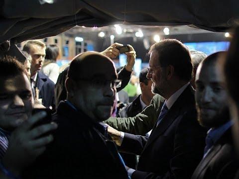 Rajoy: Lo primero es la austeridad y manejar bien el dinero porque cuesta mucho ganarlo