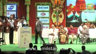 Chennaiyil Thiruvaiyaru 10th Season Inauguration Clip 1