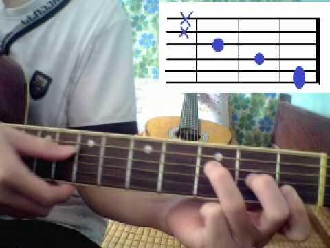 Tập Guitar trong 1 tháng hè - Bài 3: hợp âm