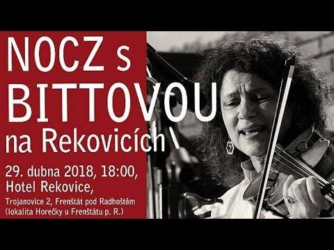 NOCZ s Ivou Bittovou na Rekovicích (29.4.2018)