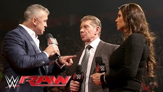 Video Shane McMahon returns to WWE: Raw, February 22, 2016 MP3, 3GP, MP4, WEBM, AVI, FLV Juli 2018