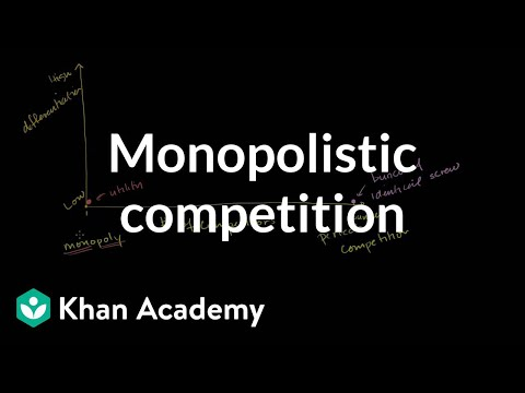 benefits of monopolistic competition
