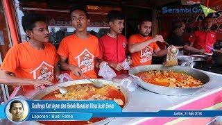 Gurihnya Kari Ayam dan Bebek Masakan Khas Aceh Besar