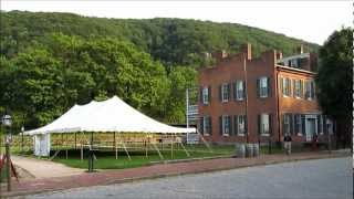 Charles Town (WV) United States  City new picture : Harpers Ferry - Video Tour of Historic Town & Attractions, West Virginia - USA