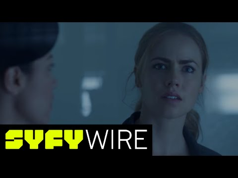 12 Monkeys Exclusive clip: Cassie heads to 2020   Ep. 8 Season 2   SYFY WIRE