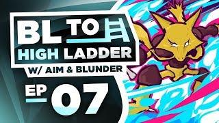 NO GUARD ALAKAZAM! BL TO HIGH LADDER #7 by PokeaimMD