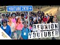 Pelea entre Bad Bunny 🐰 y Hot Spanish 🔥  - Reunion YouTube Puebla 2K18 | BAD LUCK ALEX