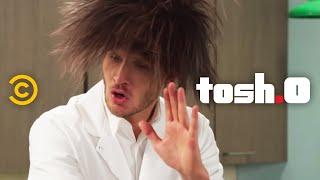 Video Tosh.0 - Web Redemption - Microwave Glow Stick MP3, 3GP, MP4, WEBM, AVI, FLV September 2018