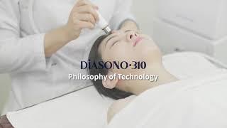video thumbnail Diasono-310 NEW AESTHETIC SKIN CARE DEVICE youtube