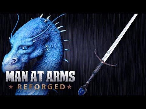 Brisingr - Eragon - MAN AT ARMS: REFORGED