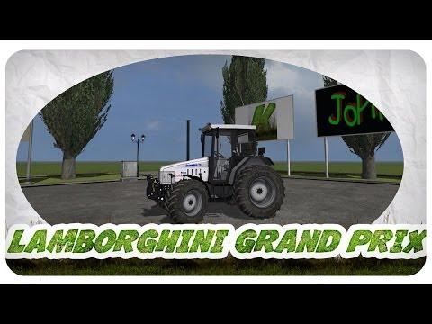 Lamborghini Grand Prix 75 target v1.0