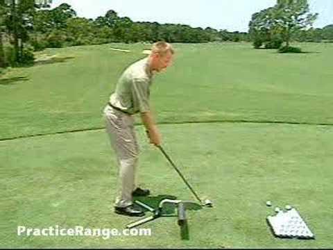 Inside Approach Golf Swing Training Aid