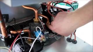 Обзор настенного газового котла Лемакс серии PRIME модели PRIME V24