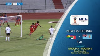OFC TV Production - Copyright OFC TV © June 2017. After 90 minutes of enthralling football, New Caledonia have edged ahead of Fiji to win 2-1 and close out ...