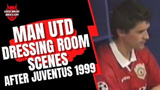 Video Man Utd Dressing Room After Juve '99 MP3, 3GP, MP4, WEBM, AVI, FLV Mei 2017