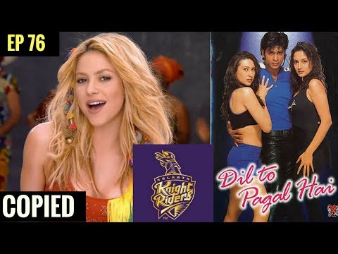Shakira's Waka Waka Copied?? Dhoom 3 Kamli Copied || EP 76