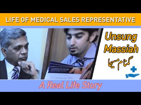 representative - Life of medical sales representative in Pakistan.