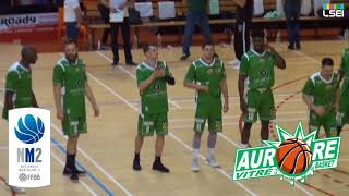 2018 - Basket-Ball NM2 - Fougères vs Vitré