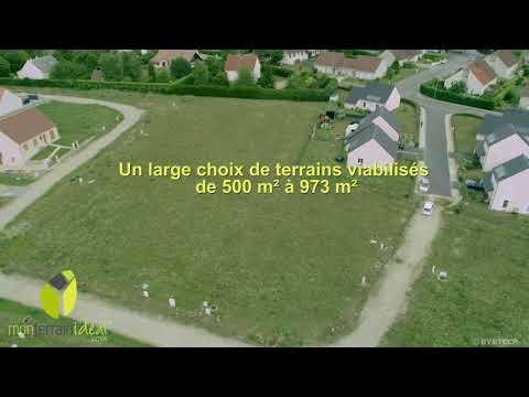 Lotissement Plaimpied Givaudins Le Quartier Du Moulin à Vent (Alain Moreau)
