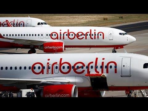 Γερμανία: Με κρατικά κονδύλια η διάσωση της Air Berlin