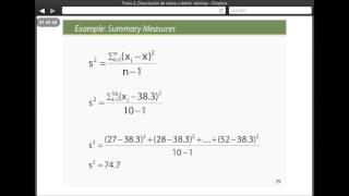 Umh2072 2013-14 Tema3.1B Análisis Exploratorio De Datos. Organización, Agrupación Y Resumen De Datos