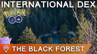EXPLORING THE BLACK FOREST WITH POKÉMON GO (GERMANY) by Trainer Tips