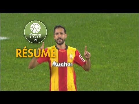 RC Lens - Châteauroux ( 2-1 ) - Résumé - (RCL - LBC) / 2017-18
