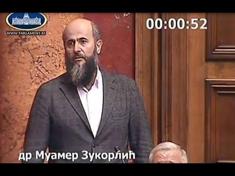 Dr. Zukorlić pitao Vladu o nedostatku investicija u Sandžaku, Ernadu Bakanu, islamofobičnim lecima
