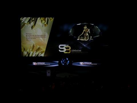 58ème Cérémonie des Nymphes d'Or