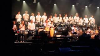 Concert du 24 Novembre 2013 à la Pyramide.