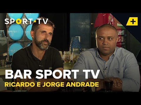 BAR SPORT TV com Ricardo e Jorge Andrade