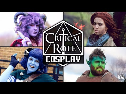 Critical Role Cosplay Music Video Celebration
