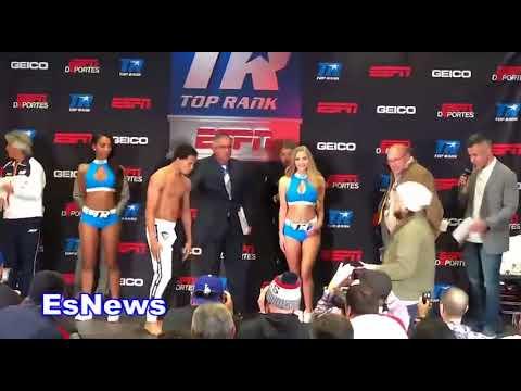 Felix Verdejo 23-0 15 KOs vs Antonio Lozada Jr 38-2 32 KOs EsNews Boxing (видео)