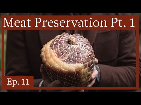 A Meatsmith Harvest: Ep. 11: Meat Preservation Part 1 - Whole Muscle Curing