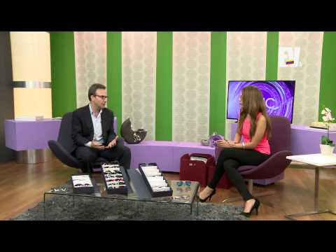 Entrevista a Ariel Croitorescu de @EliosOptical - Chic Magazine 15 de Junio Parte 2
