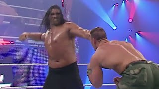 The monstrous Great Khali overpowers John Cena on Saturday Night's Main Event.More ACTION on WWE NETWORK : http://wwenetwork.comSubscribe to WWE on YouTube: http://bit.ly/1i64OdTMust-See WWE videos on YouTube: https://goo.gl/QmhBofVisit WWE.com: http://goo.gl/akf0J4