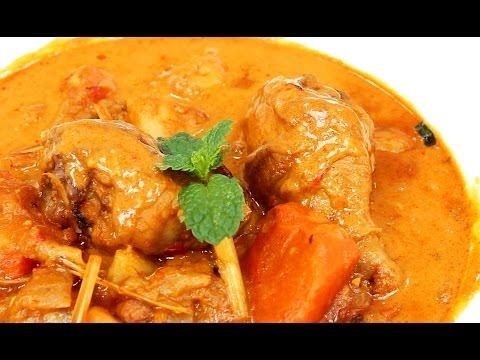 空中廚房-南洋咖哩雞