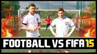 Video FOOTBALL VS FIFA WITH MY BRO! MP3, 3GP, MP4, WEBM, AVI, FLV Agustus 2018