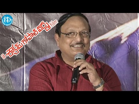Yandamuri Veerendranath Speech At A Shyam Gopal Varma Film Audio Launch