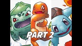 POKEMON LET'S GO PIKACHU & EEVEE Walkthrough Part 2 - ALL KANTO STARTERS EVOLVE!!!